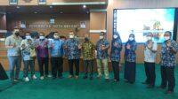 Pemkot. Bekasi Terima 26 Pegawai DPMPTSP Kabupaten Intan Jaya Provinsi Papua